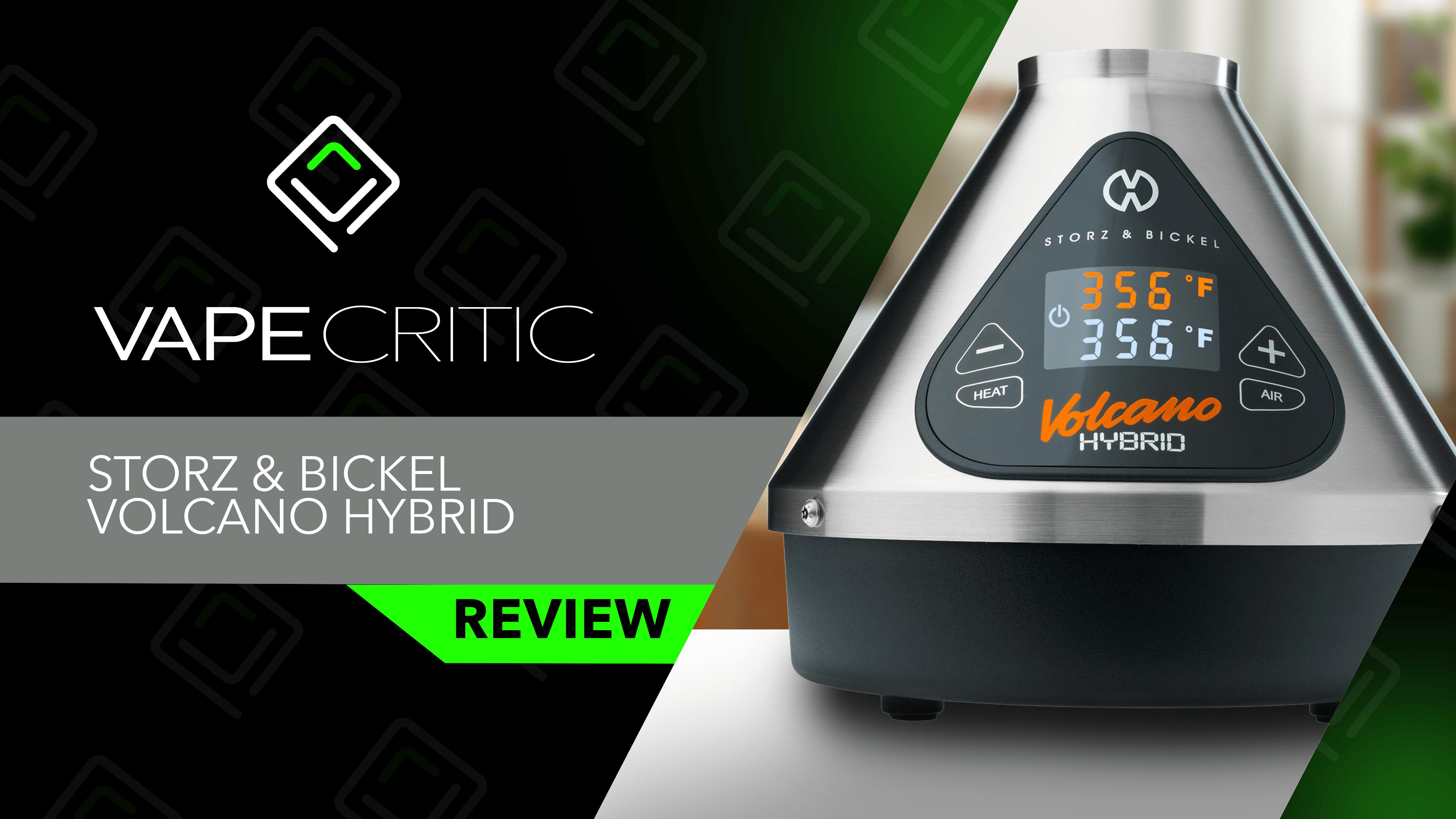 Volcano Hybrid Review Thumbnail